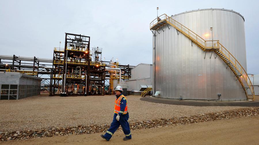 Цена нефти марки WTI превысила $40 за баррель впервые с 6 марта