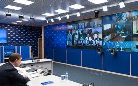 Глава Молдавии отправился в самоизоляцию после возращения из России