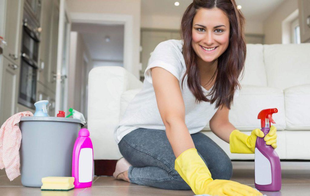 Лайфхаки по уборке квартиры