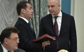 Силуанов: Россия начнет занимать для компенсации выпадающих ненефтегазовых доходов