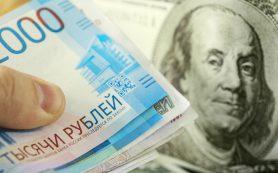 Рубль ждет испытание новой торговой войной