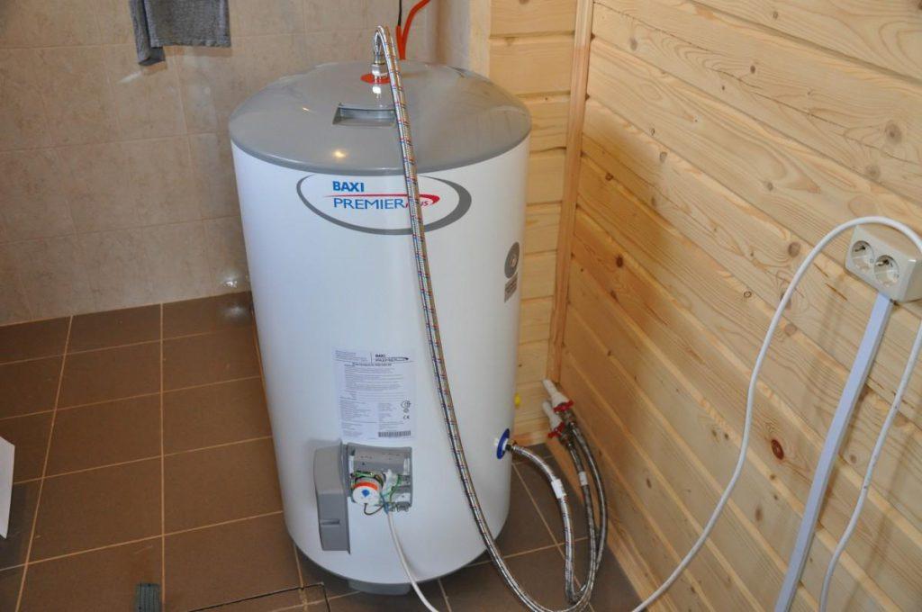 Преимущества водонагревателей Baxi