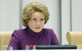 Матвиенко заявила о подготовке новых предложений для антикризисного плана