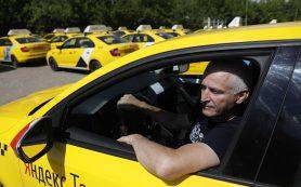 Разрешения для таксистов продлены автоматом