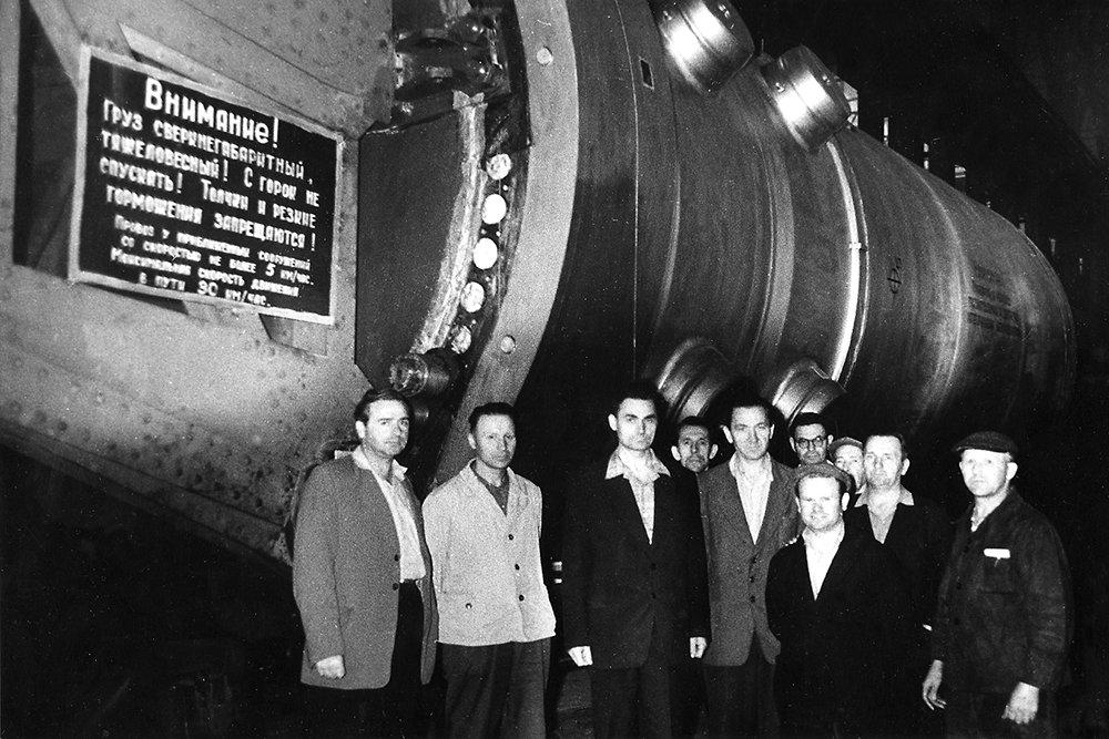 Как на Ижорском заводе сделали первый атомный реактор