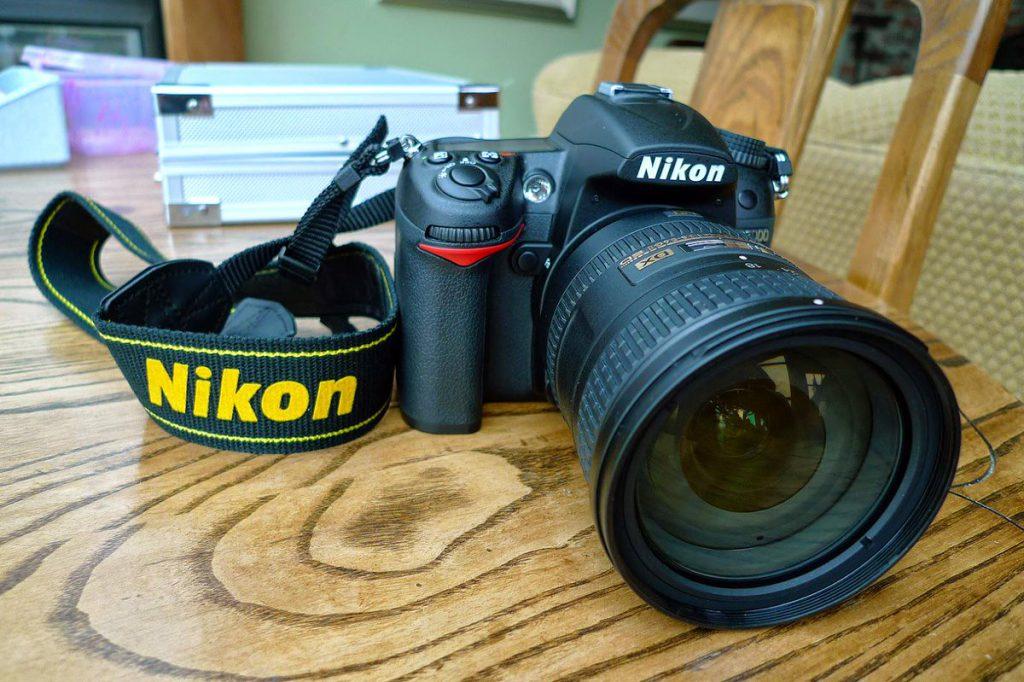 Nikon d7000 ее возможности и обработка видео.