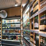 Продажи алкоголя упали на 15% в сравнении с прошлым годом