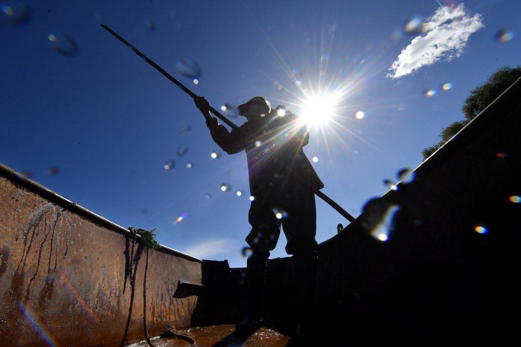 Трутнев: Дальневосточникам могут выделить участки для любительского лова