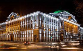 Использование архитектурного освещения