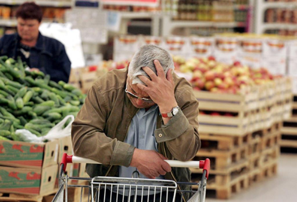Решетников назвал основные причины роста цен на продовольствие в России