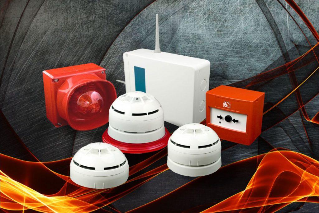 Пожарная сигнализация и ее проектирование