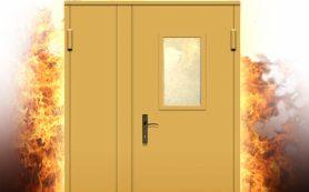Только высококачественные модели противопожарных дверей
