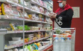 Названо условие для заморозки цен на еду в России