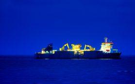 «Фортуна» начнет работы по достройке «Северного потока-2» в водах Дании