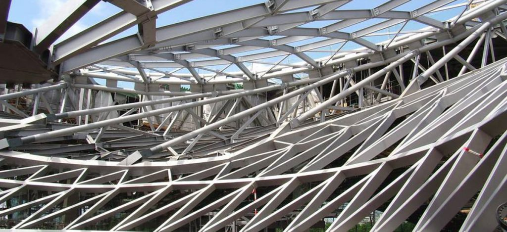 Как рождаются стальные конструкции?