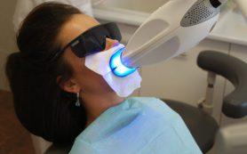 Отбеливание зубов за один сеанс в клинике Неватекс