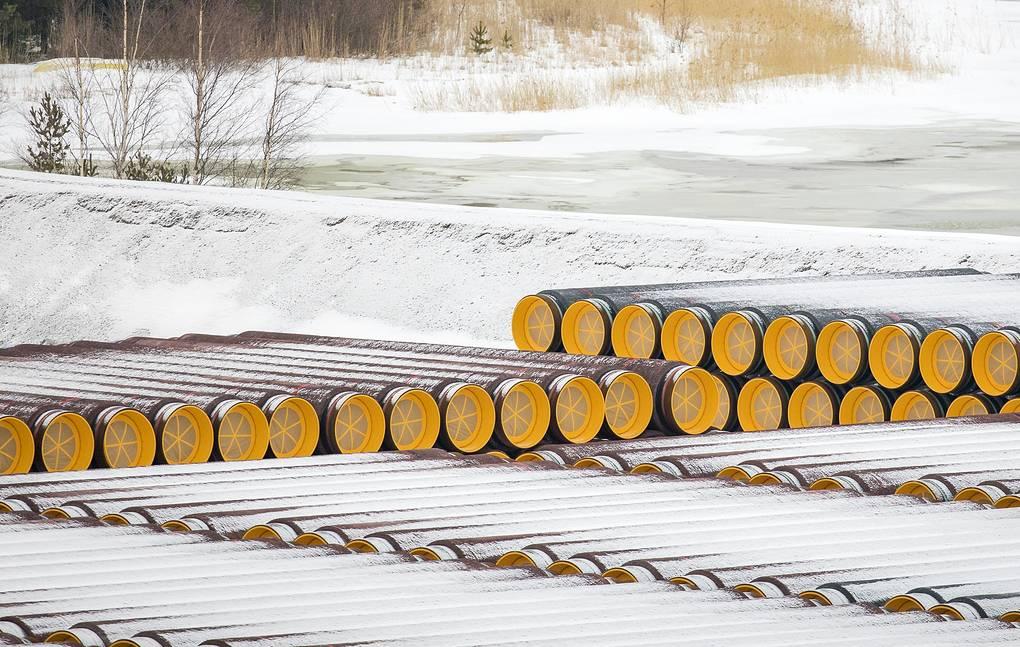 Spiegel: строительство «Северного потока — 2» возобновят на следующей неделе