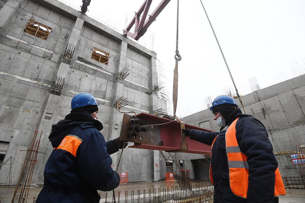 Строительство соцобъектов ускорят льготные кредиты