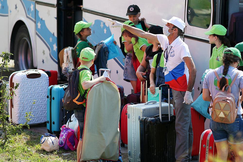 Кешбэк могут распространить на путевки в детские лагеря