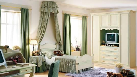 Детская итальянская мебель: и воспитает, и осчастливит!