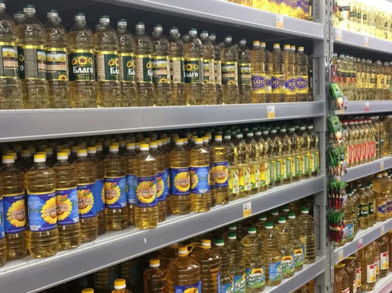 Подсолнечное масло в России побило рекорд цены