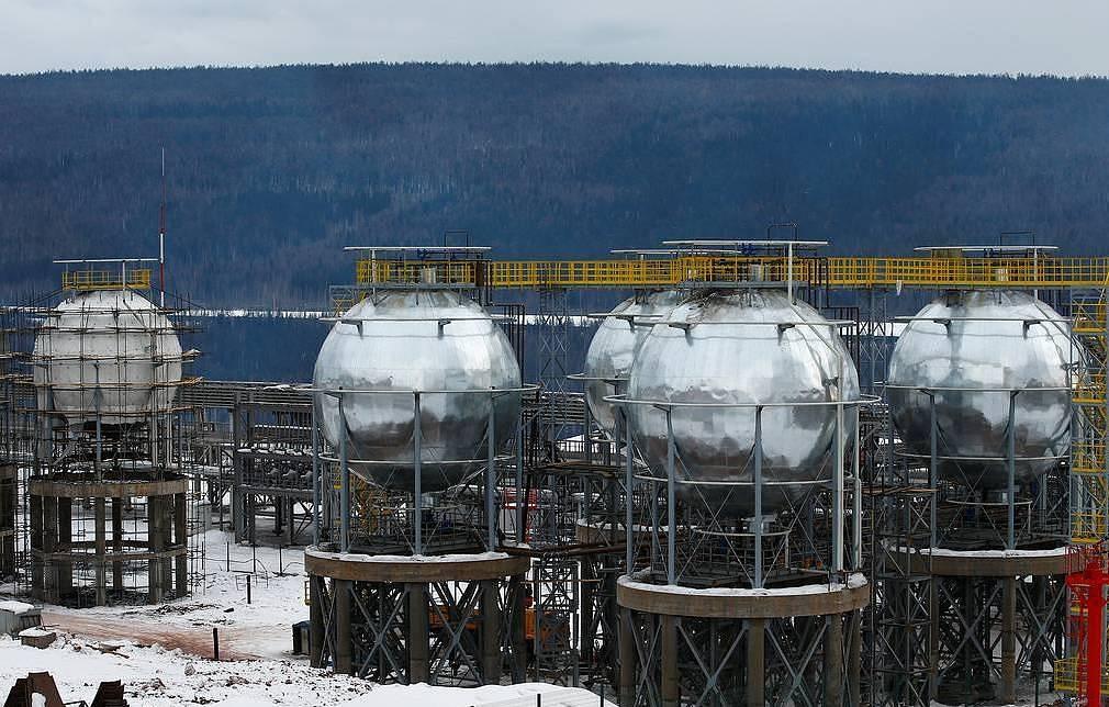 ФАС назвала холодную зиму одной из причин роста цен на сжиженный газ