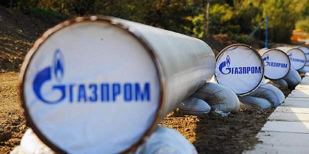 «Газпром» с начала года увеличил экспорт на 28,4%