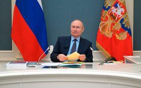 Путин рассказал об удовлетворенности от сотрудничества BP и «Роснефти»