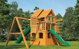 Бизнес-план по изготовлению детских площадок