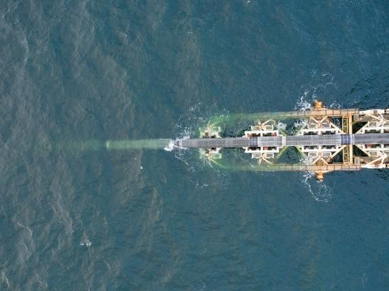 США разделили строителей «Северного потока-2» на союзников и оппонентов