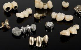 Функциональное назначение зубных коронок и мостов