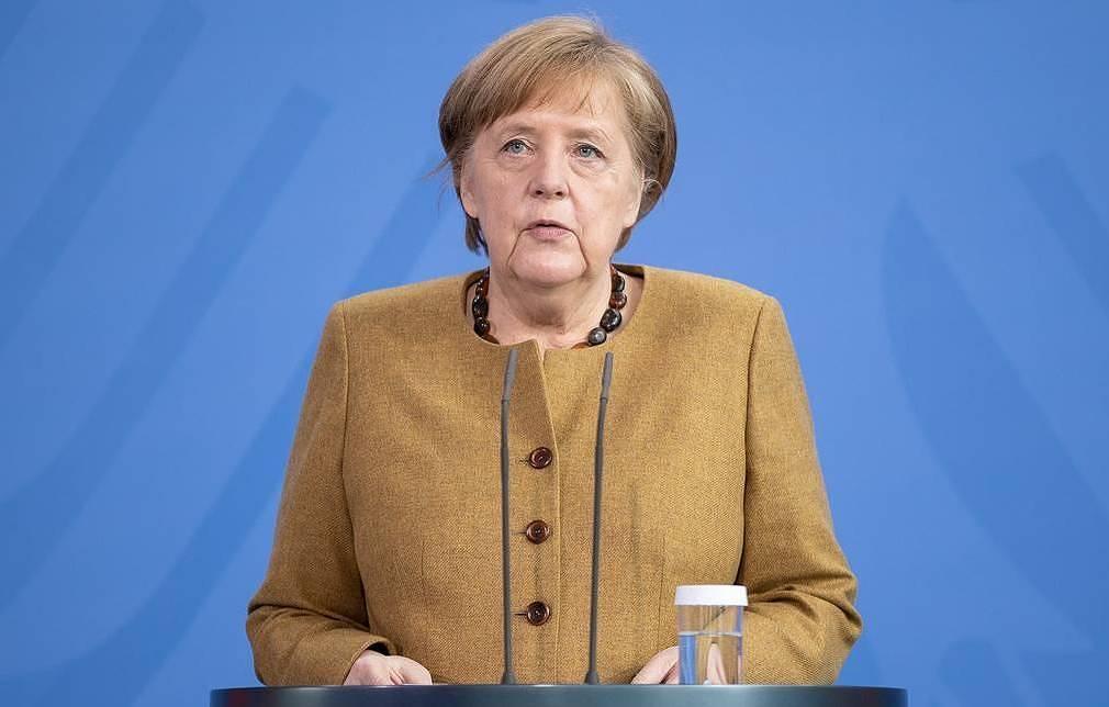 Меркель отправится в США для разрешения спора по «Северному потоку — 2»