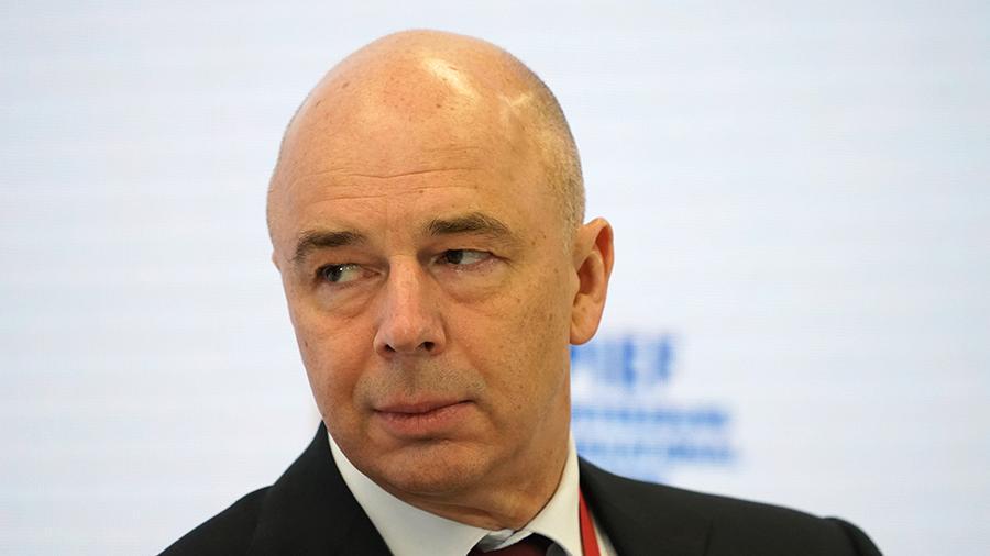 Силуанов назвал главной целью правительства рост доходов россиян