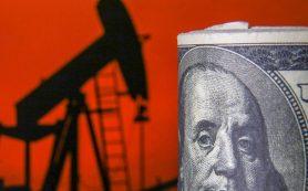 Нефть упала в цене за полтора часа на 2%