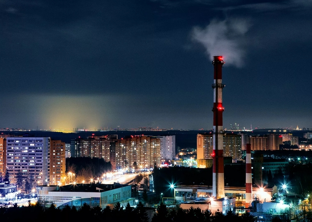Инфраструктура и развитие промышленности в городе Троицк