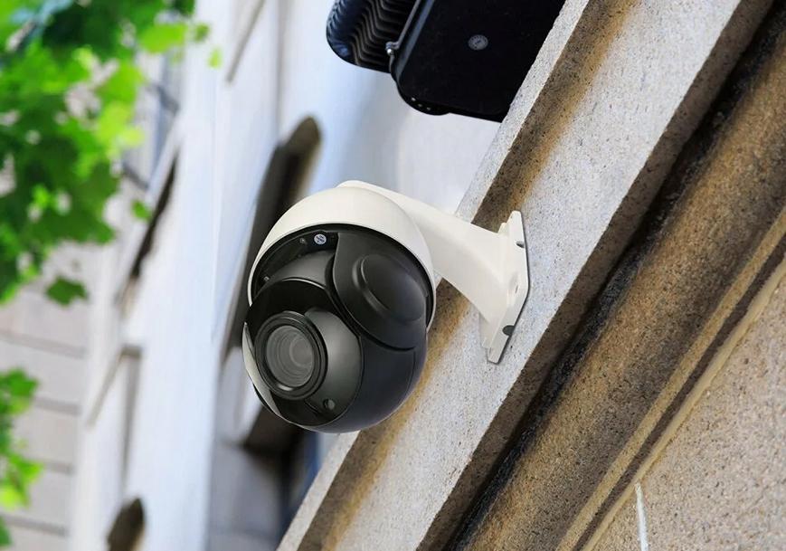 Домашний мониторинг — преимущества поворотных камер