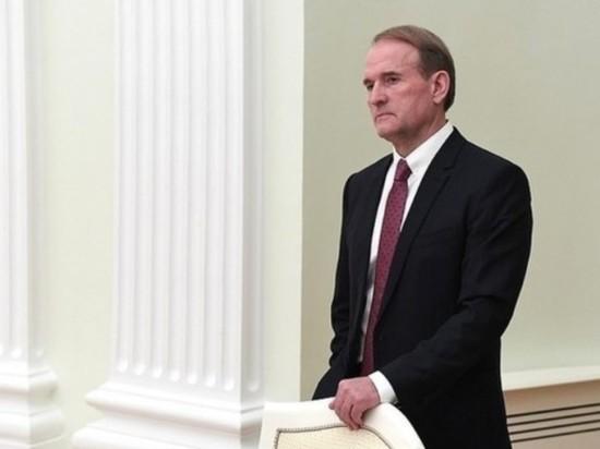 Медведчук посоветовал Зеленскому вернуться к идее газотранспортного консорциума с Москвой