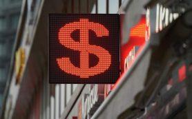 Курс доллара превысил 75 рублей впервые с 4 мая
