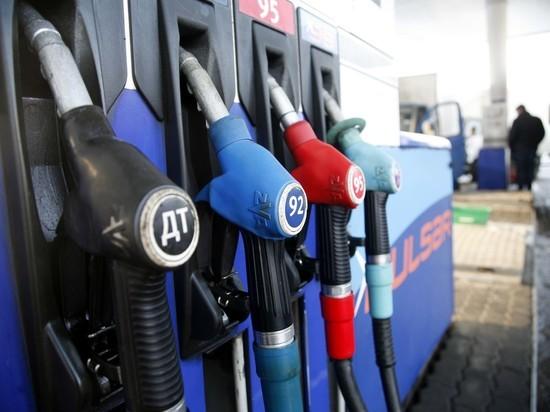 Цена бензина Аи-95 на бирже обновила исторический максимум