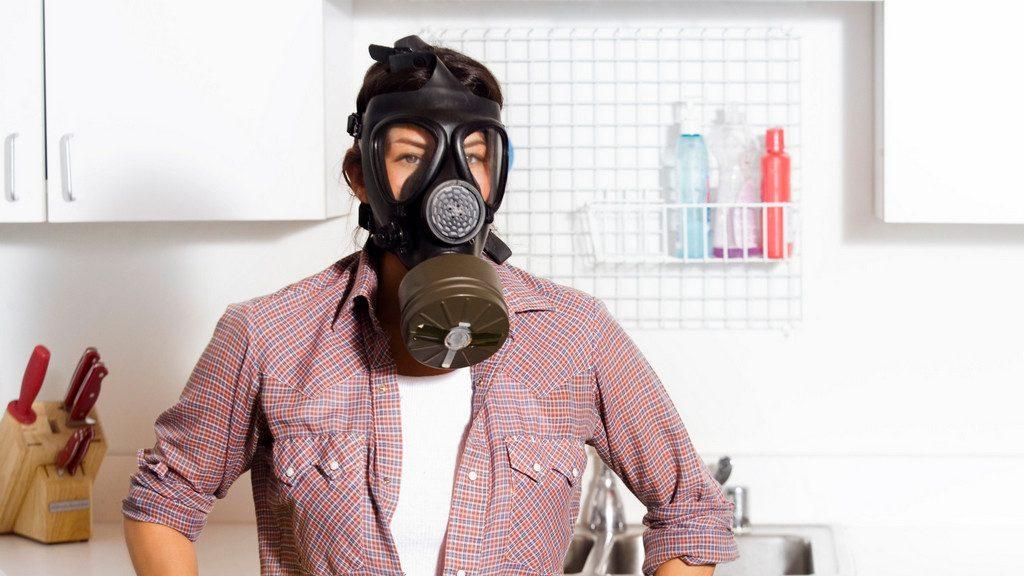 Эффективное средство защиты от запахов