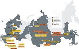 «Роснефть» начала строительство основных объектов инфраструктуры на «Восток ойл»