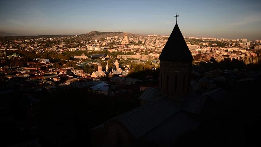 В Грузии заявили о неготовности восстановить дипотношения с Россией