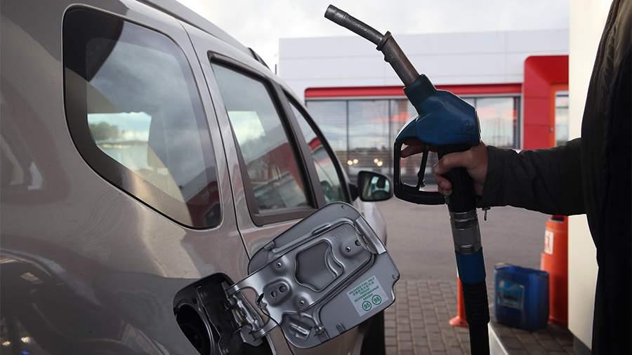 Минэнерго попросило правительство запретить экспорт бензина
