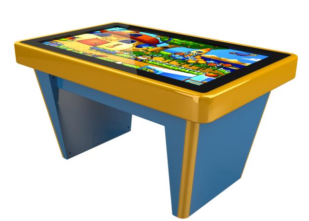 Интерактивные сенсорные столы: особенности, возможности и практическое применение