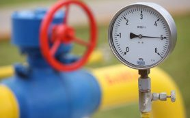 Цена газа в Европе приблизилась к $970 за 1 тыс. куб. м