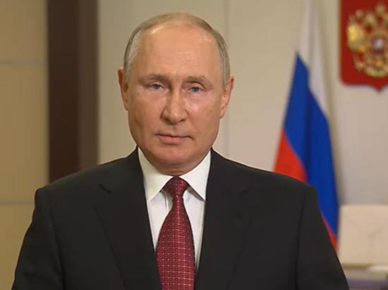 Путин заявил, что России нужен сильный и авторитетный парламент