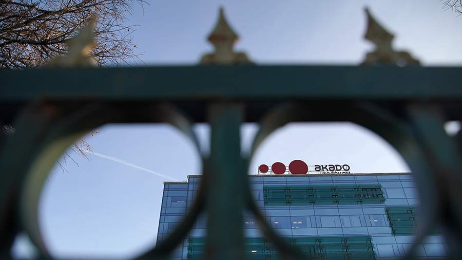 «Эр-телеком холдинг» может купить «Акадо»