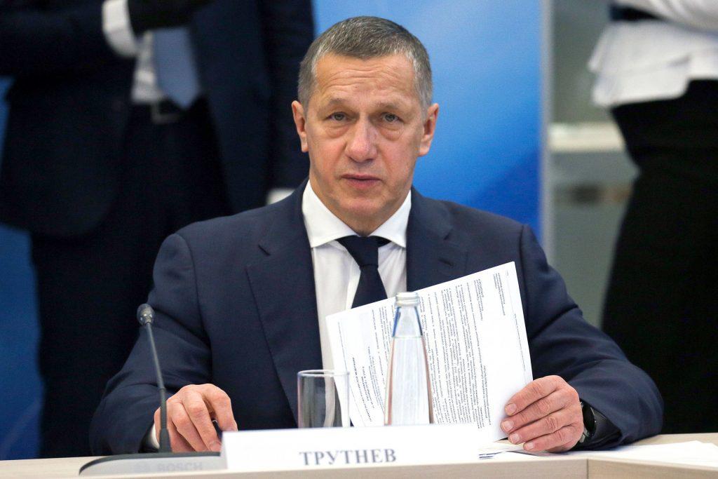 Юрий Трутнев: Мы представим на ВЭФ программу по строительству и реконструкции жилья