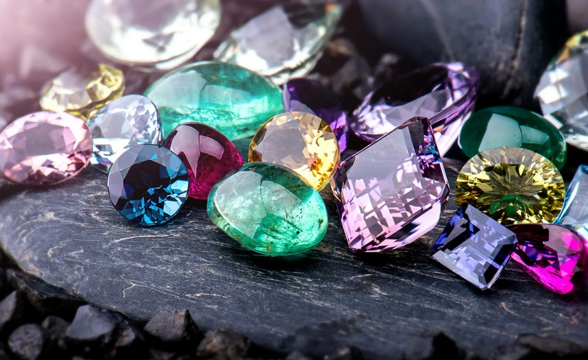 Драгоценные камни турмалин и танзанит: особенности