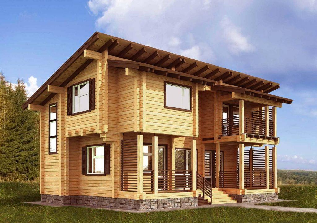 Строительство домов из бруса: почему оно сегодня так популярно и востребовано?